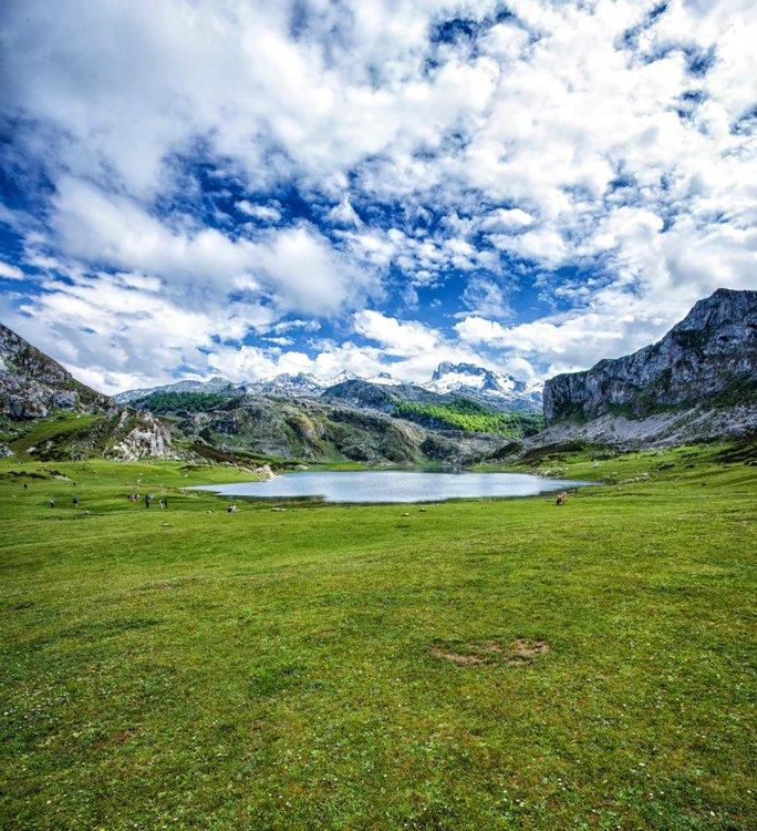 Lago Ercina, Covadonga