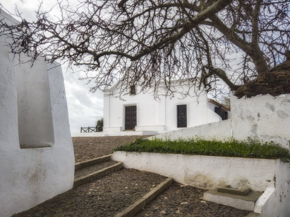 santuário de Nossa Senhora do Castelo em Aljustrel