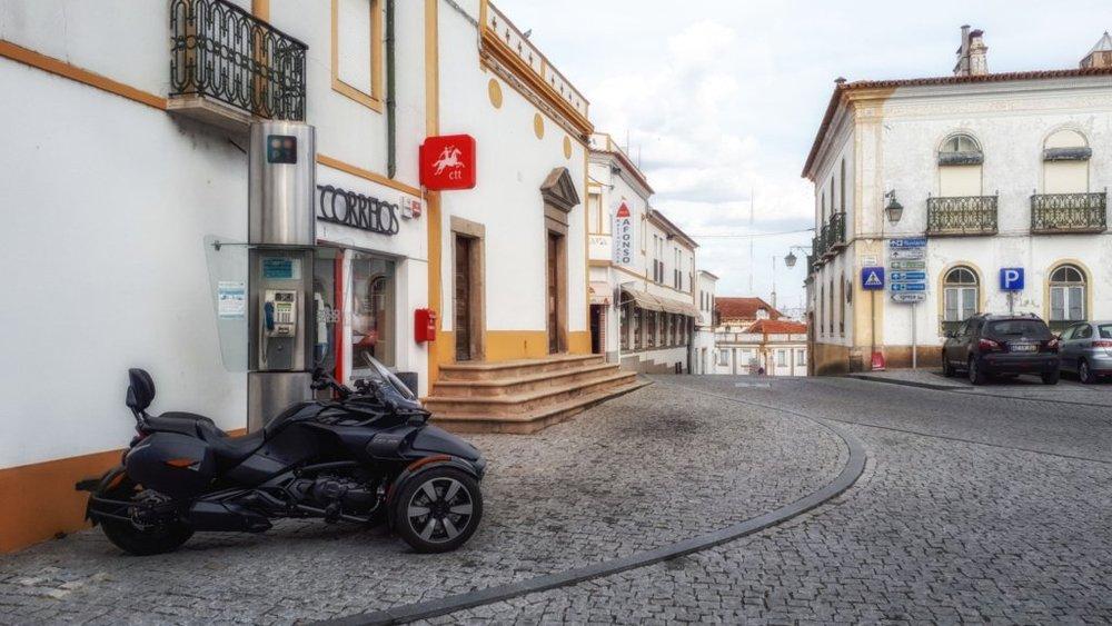 Vila de Mora no Alentejo