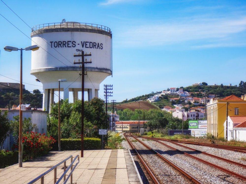 estação de Torres Vedras