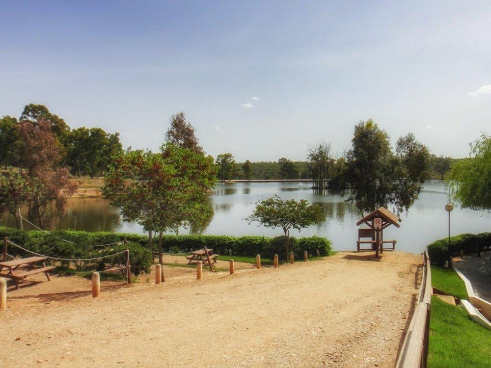 praia fluvial da Tapada da Mina