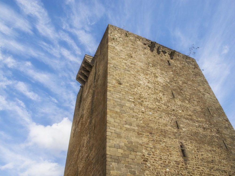 torre de menagem do Castelo de Olivença