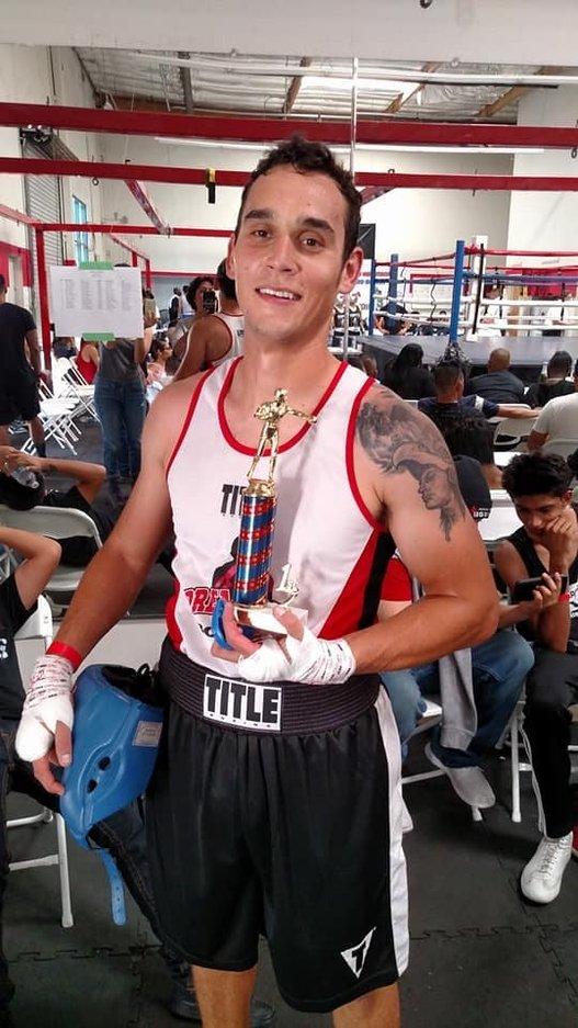 Alex Rodriguez (Dreamland Boxing)