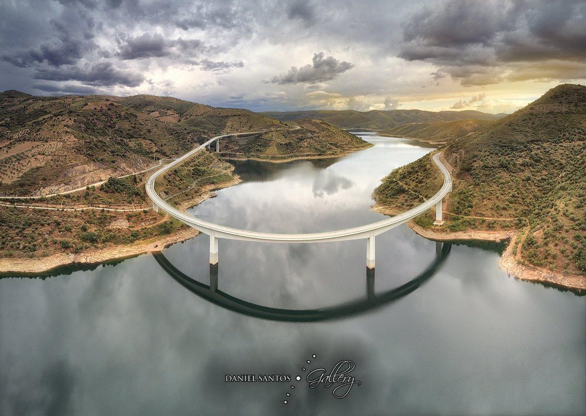 Ponte Sardão Meirinhos, Alfandega da Fé