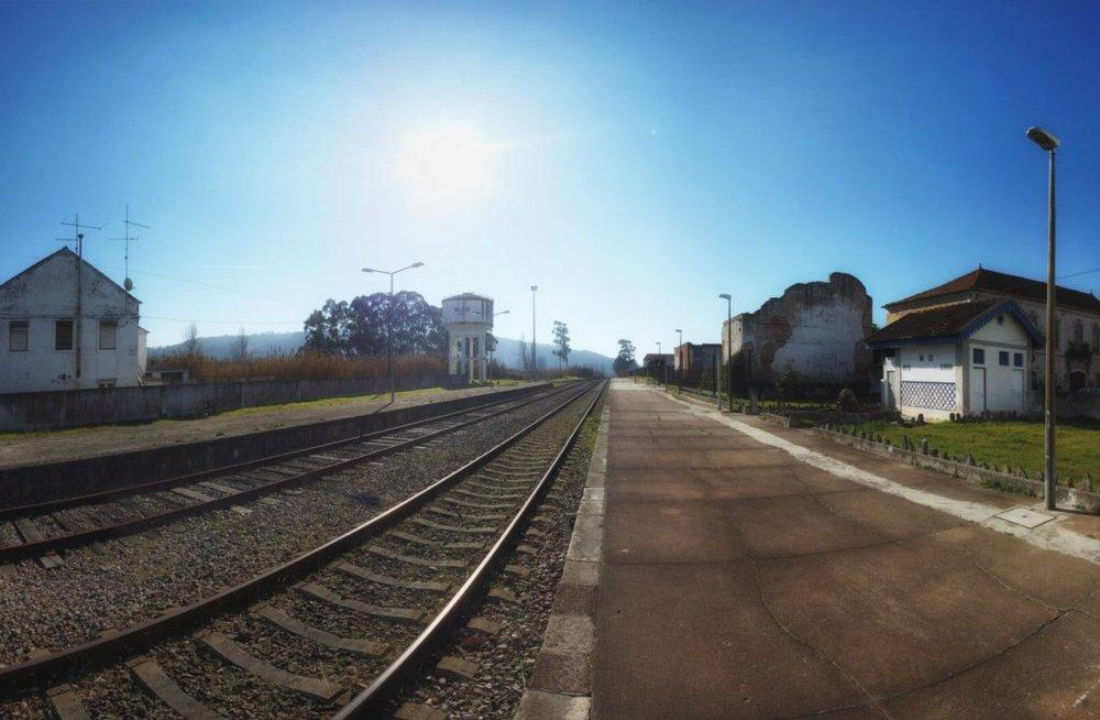 estação Valado/Alcobaça