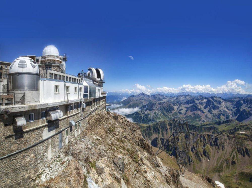 Observatório Pic du Midi, França