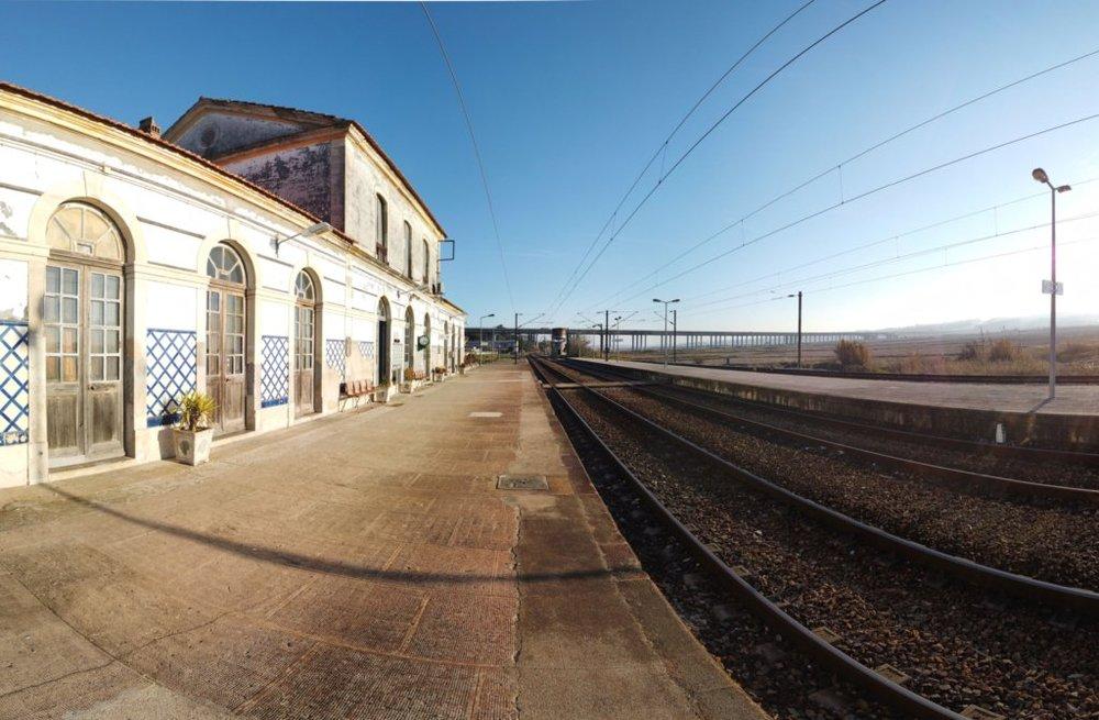 estação da Amieira