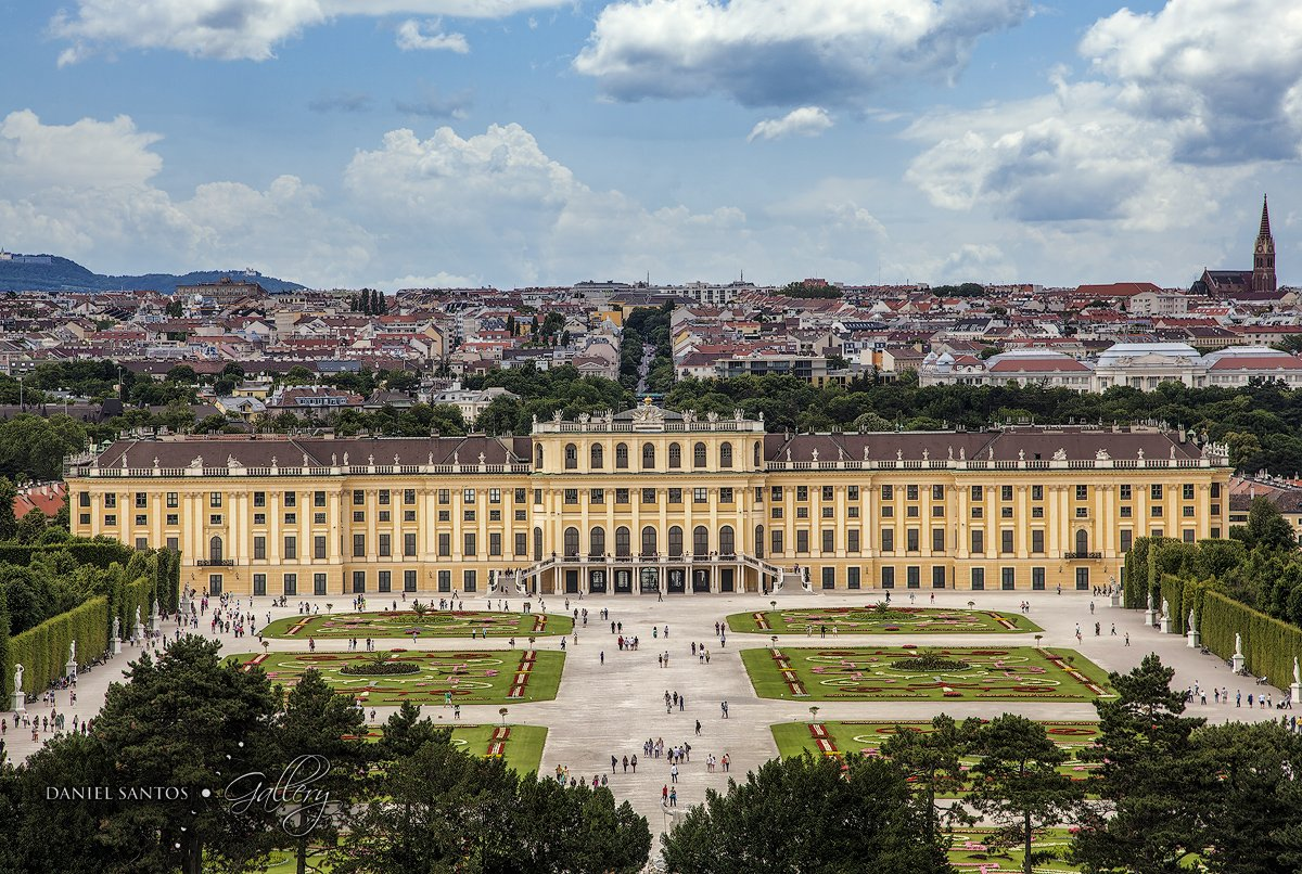 Schönbrunn, Áustria