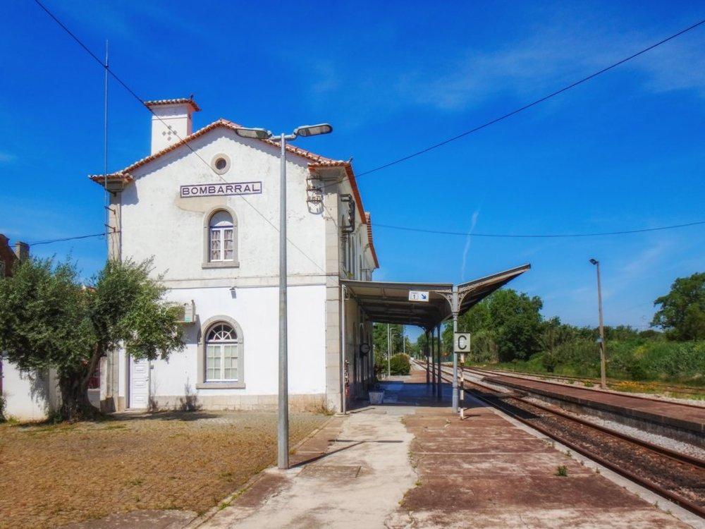 estação do Bombaral