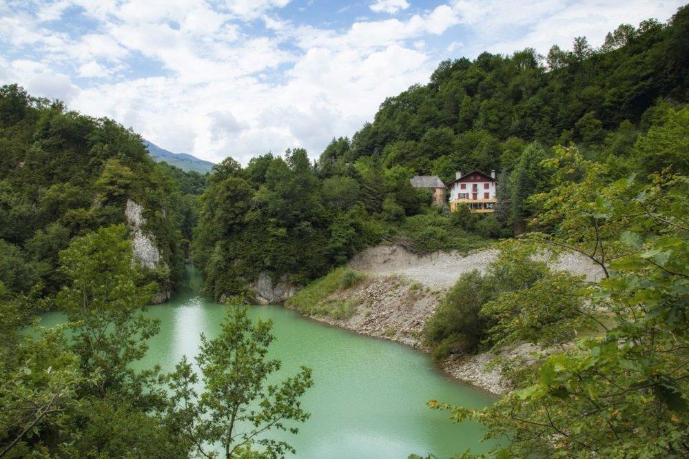 Gorges de Kakuetta, País Basco
