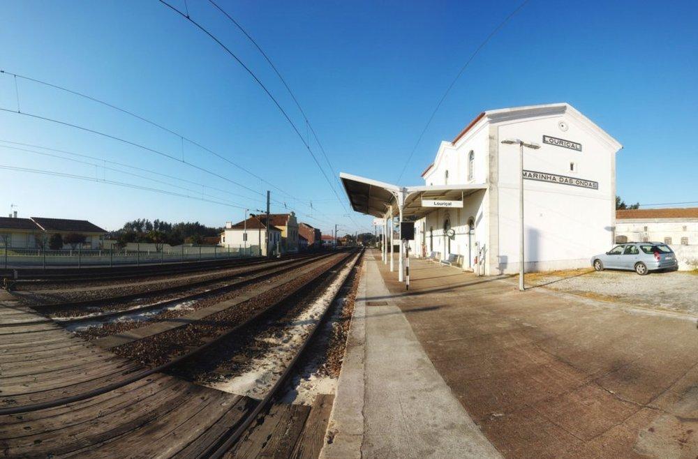 estação de Louriçal/Marinha das Ondas