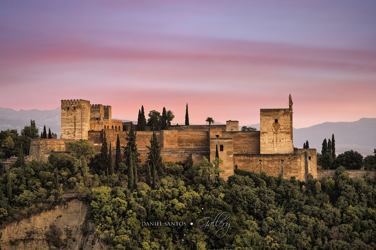 Alcazar, Granada