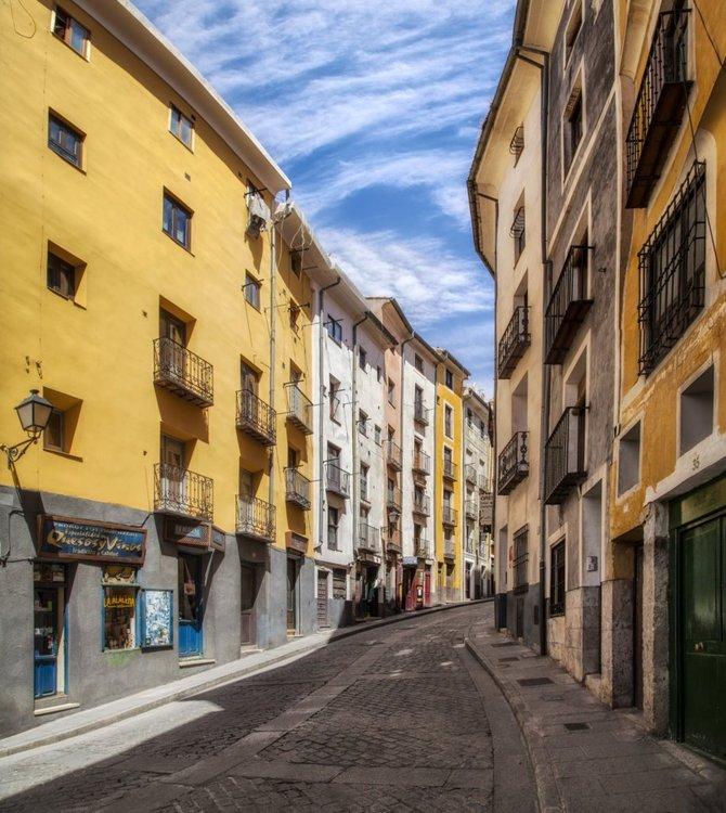 Alfonso VIII street
