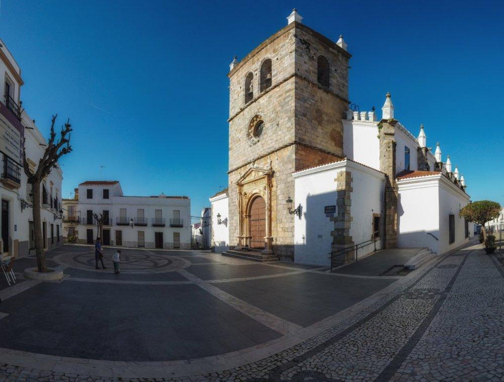 igreja de Santa Maria da Madalena