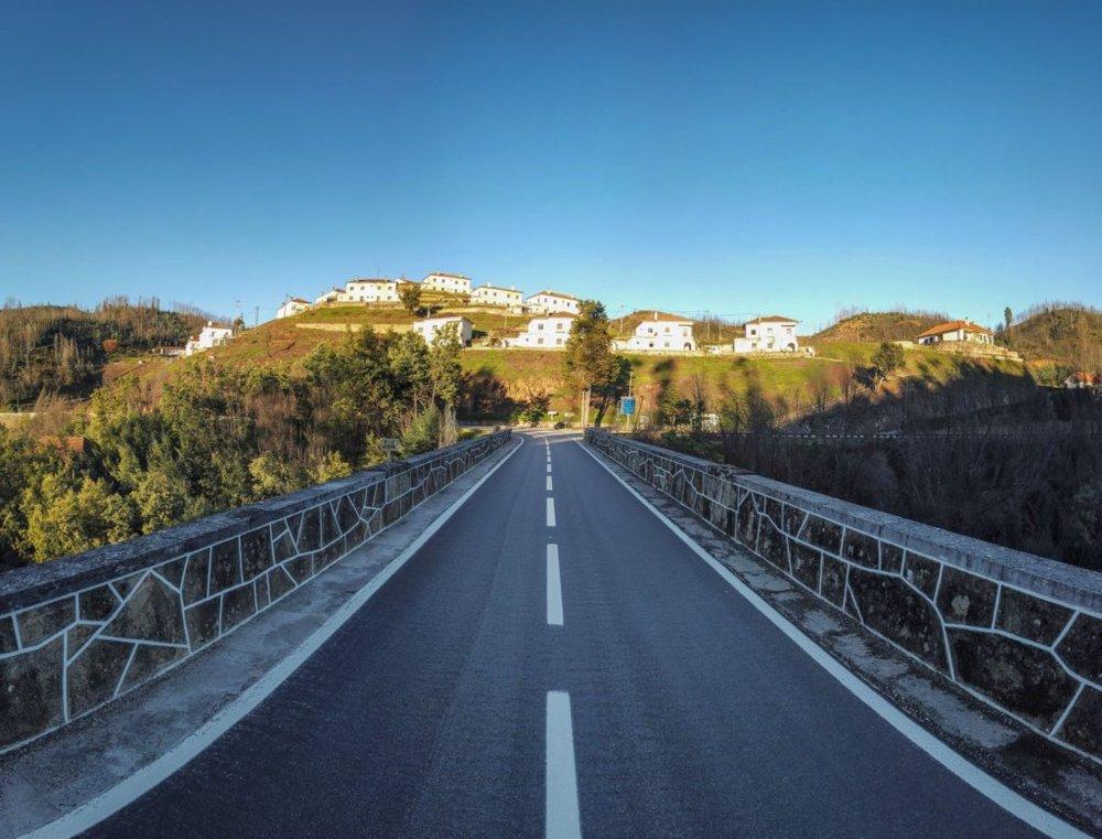 Ponte sobre o Zêzere