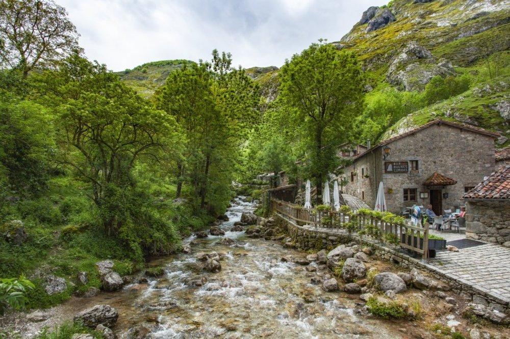aldeia de Bulnes