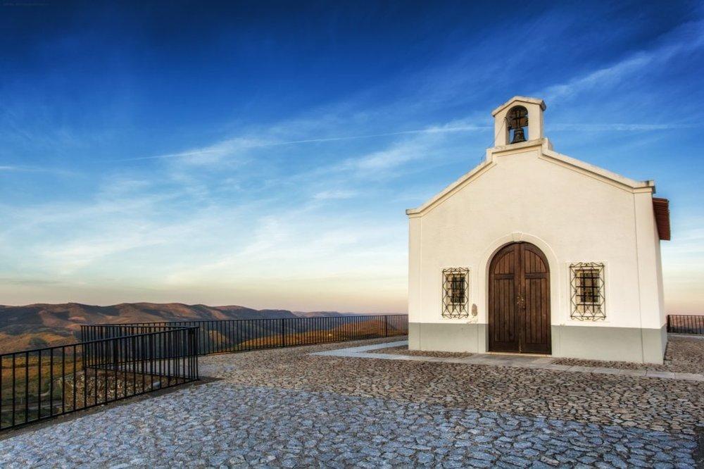 Capela de São Gabriel, Castelo Melhor