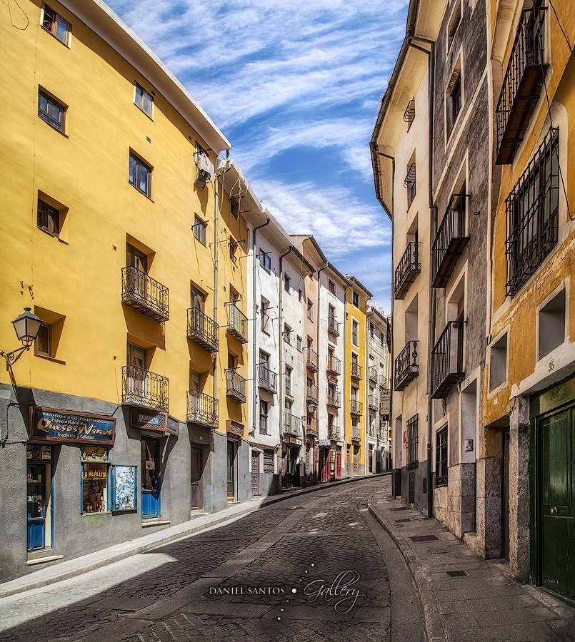 Rua Alfonso VIII