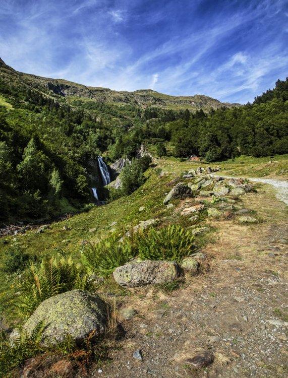 Cascata Salt del Pish, Espanha