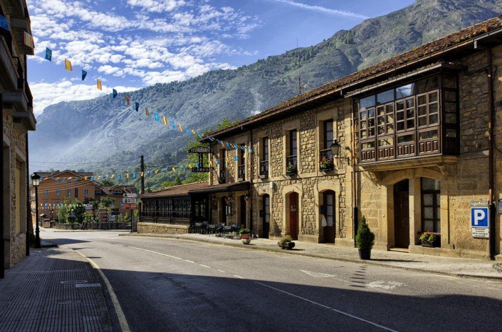 aldeia de Cabrales