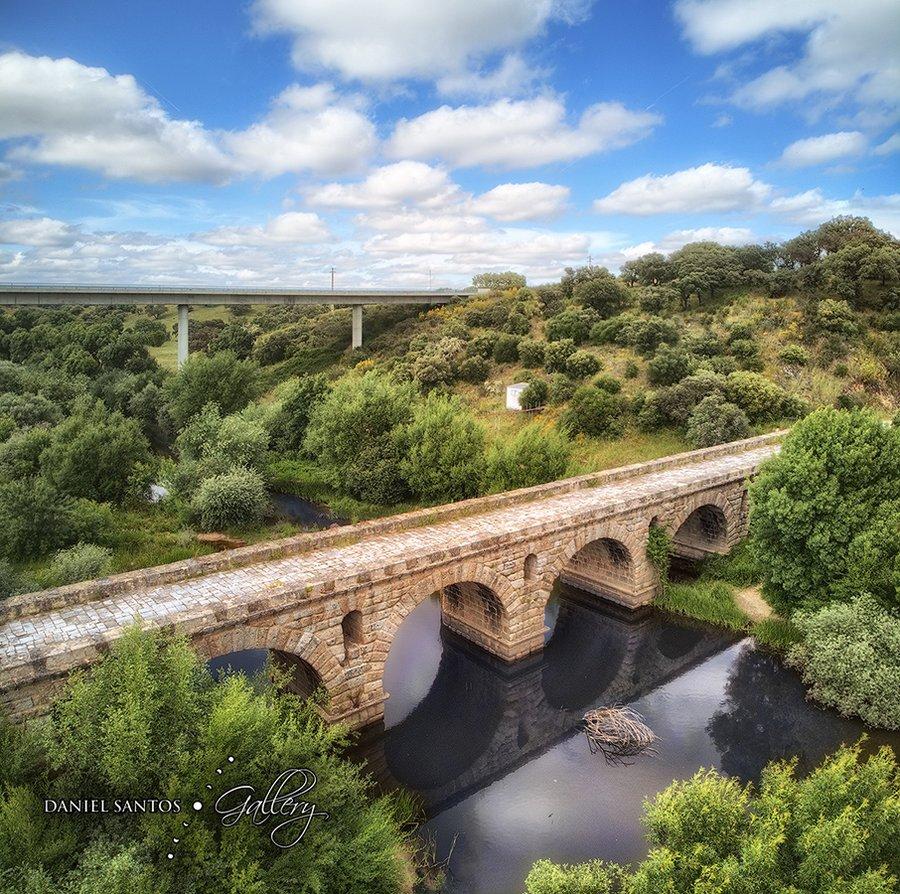 Ponte de Vila Formosa, Alter do Chão